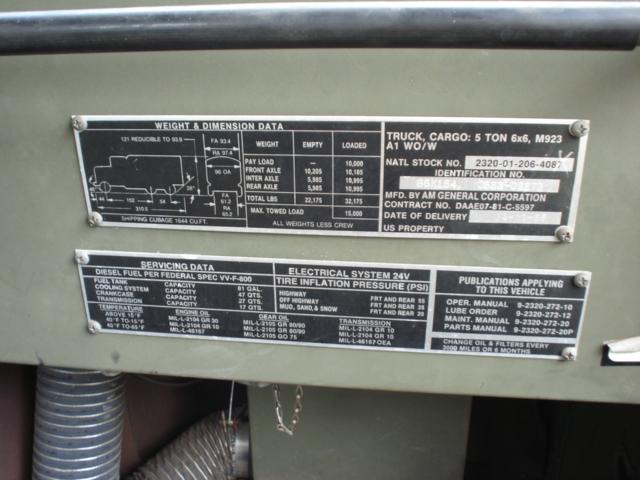 Index Of Joe My Stuff Military 6X6 Trucks For Sale M939 M923 M925